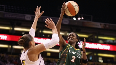 Seattle Storm v Phoenix Mercury, Game 2