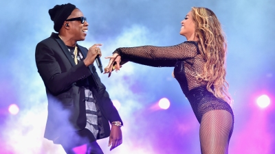 """""""On The Run Tour: Beyonce And Jay-Z"""" – Chicago"""