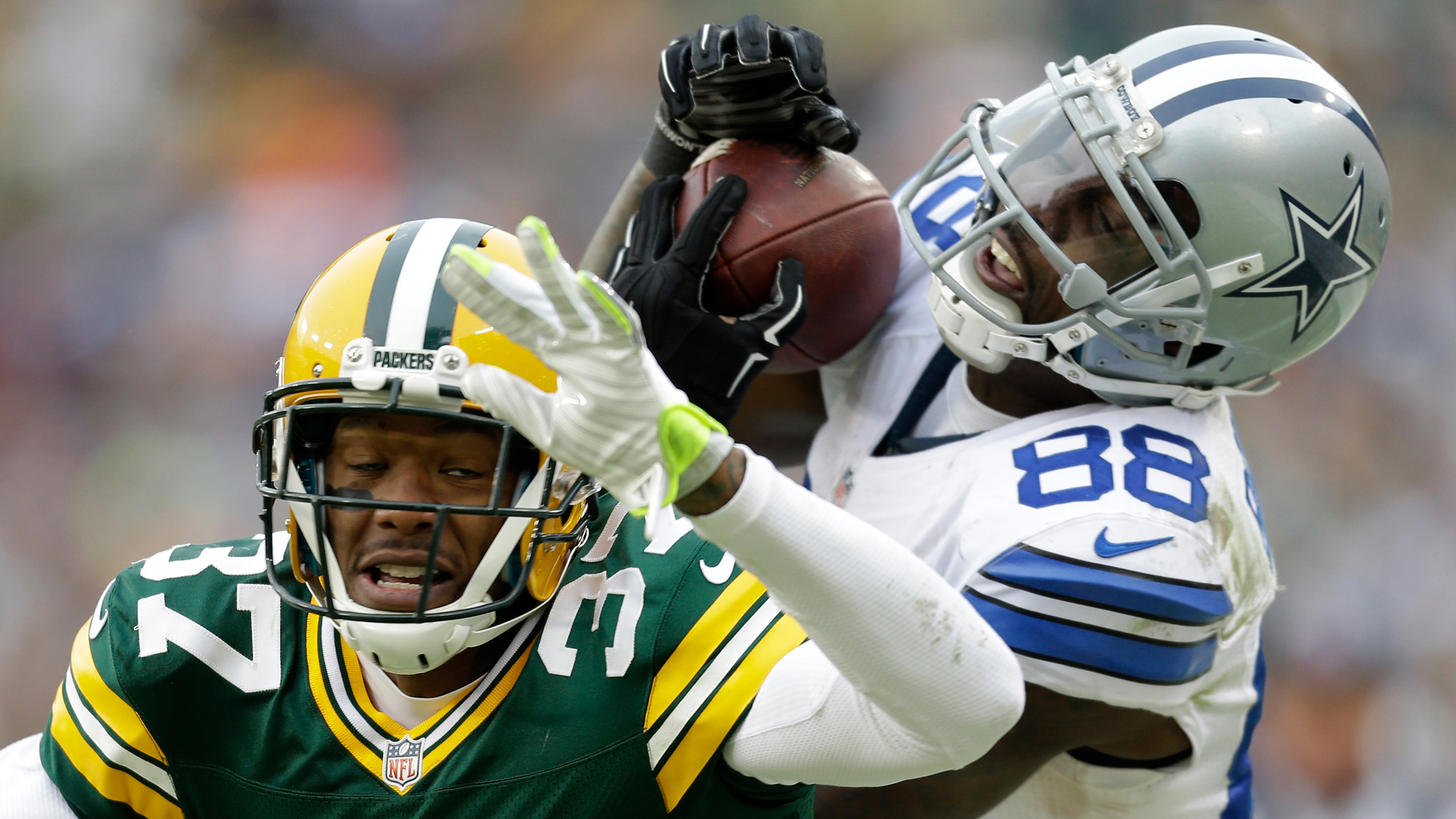Divisional Playoffs – Dallas Cowboys v Green Bay Packers