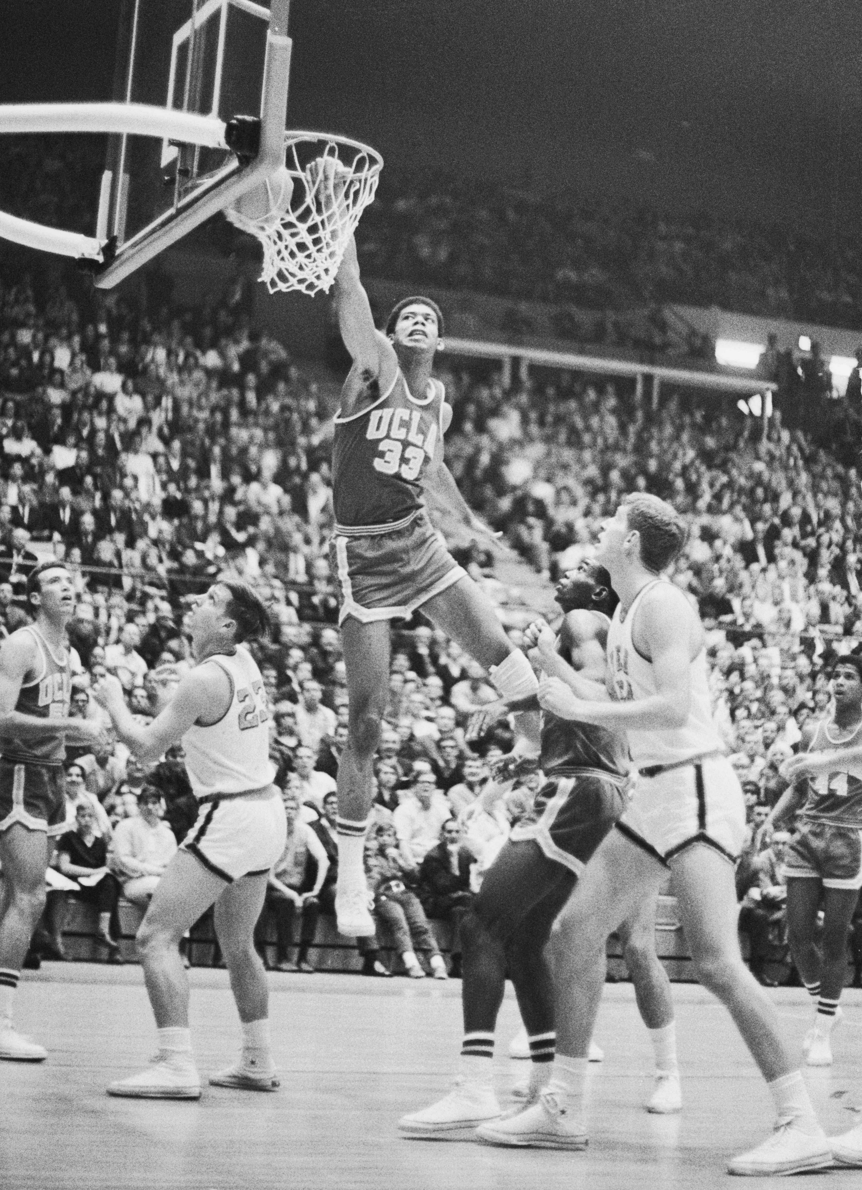 The Reign Of Lew Alcindor In Age Revolt