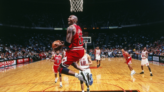 7ec678cb7734 Start with the shorts  Why Jordan tops our list of NBA game changers