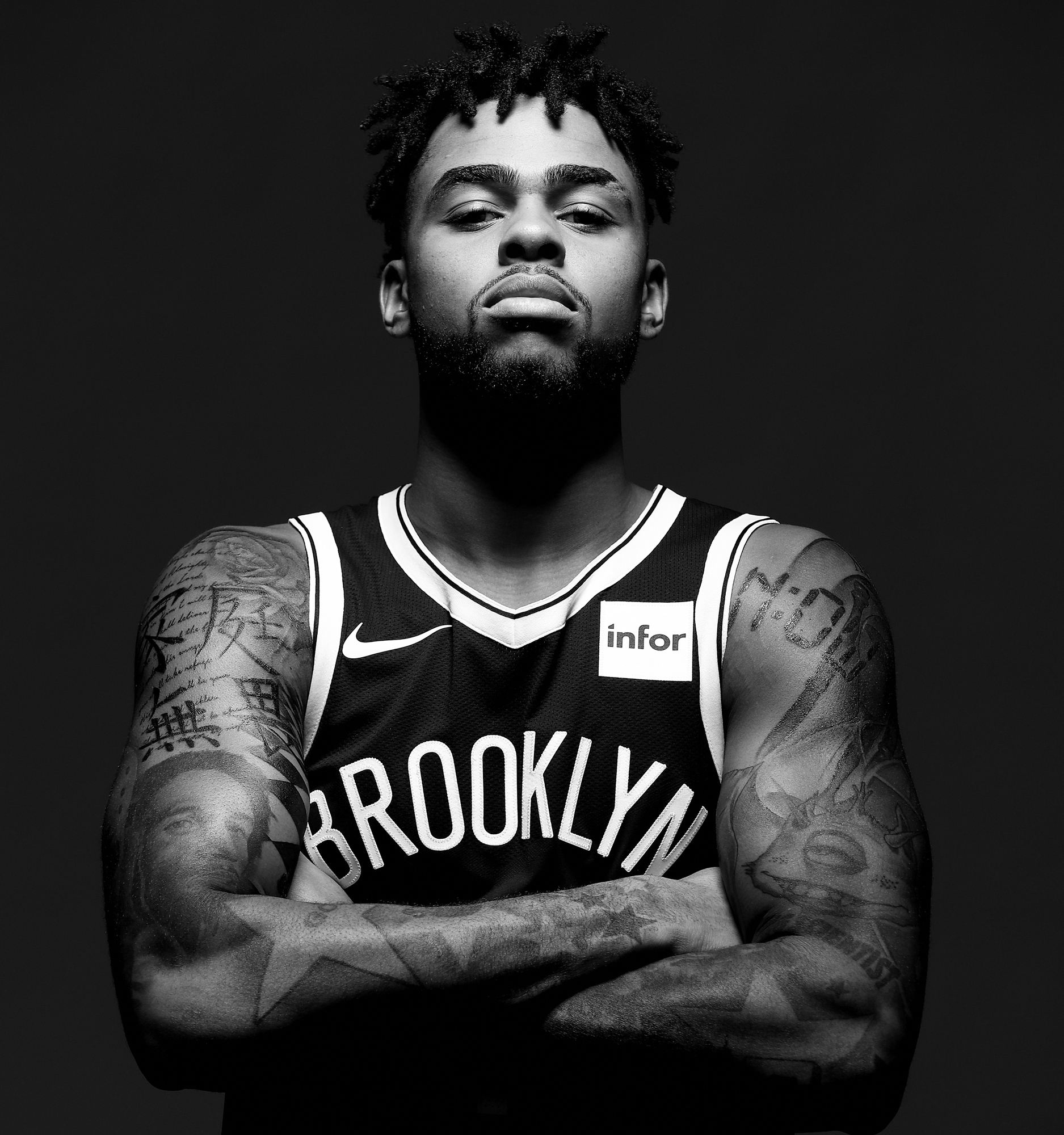 b76d53ece020 Nets  D Angelo Russell talks life after Lakers