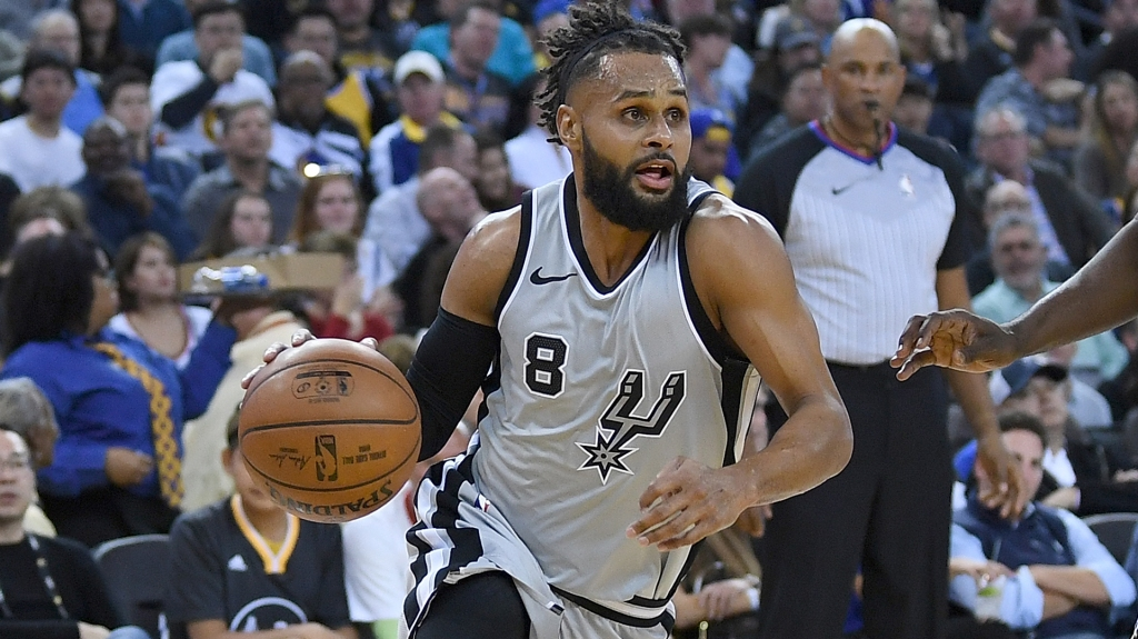 4fe8798ffae Patty Mills experienced racism long before a fan taunted him
