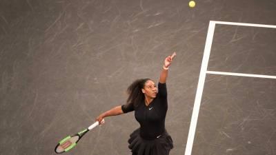 Tennis. Tie Break Tens Series 2018