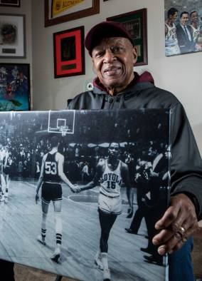 1963 Loyola Chicago team remembered for NCAA championship and inspiring social change