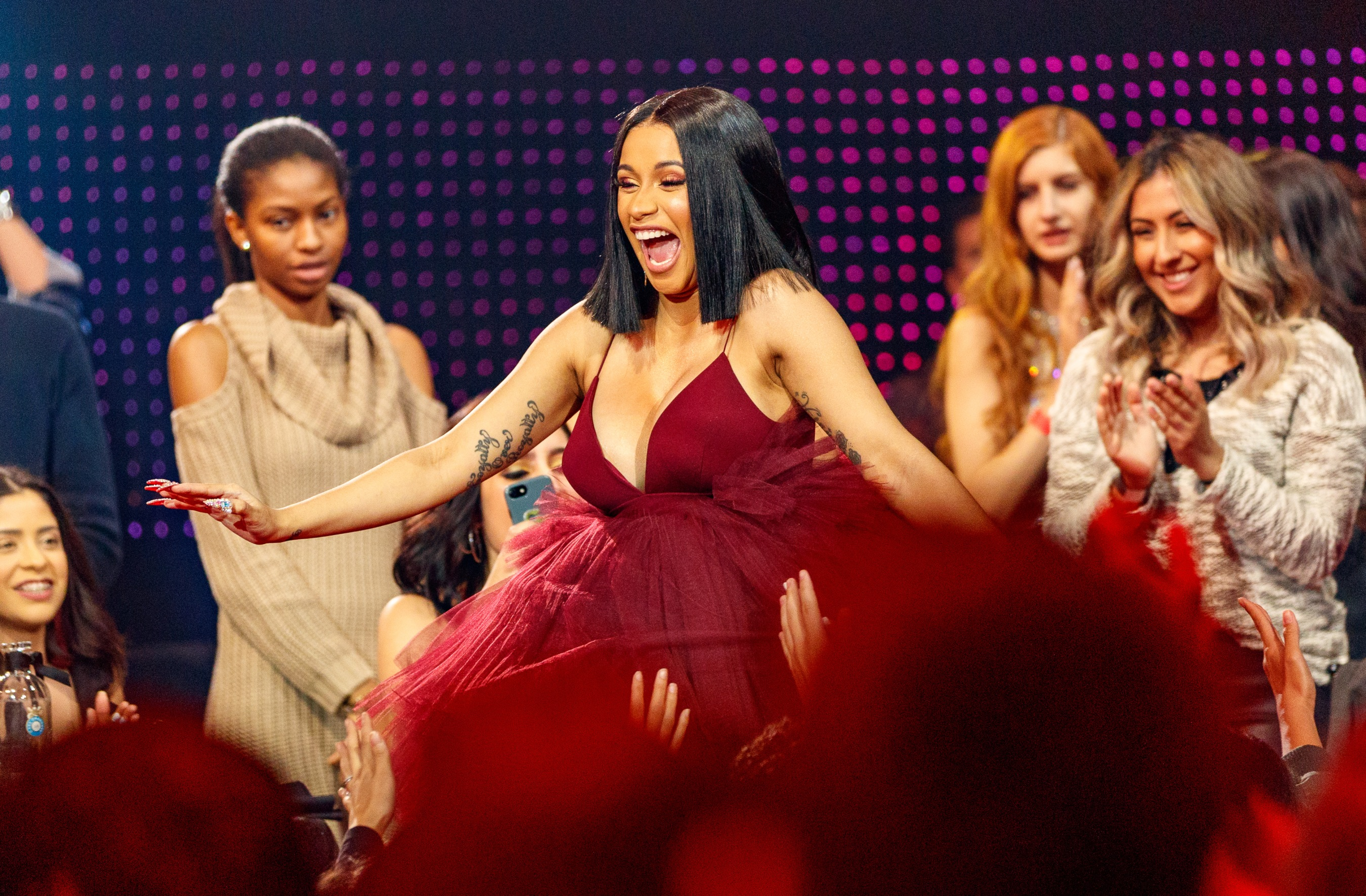 Cardi B Releases Be Careful The Karma For You She Warns Is