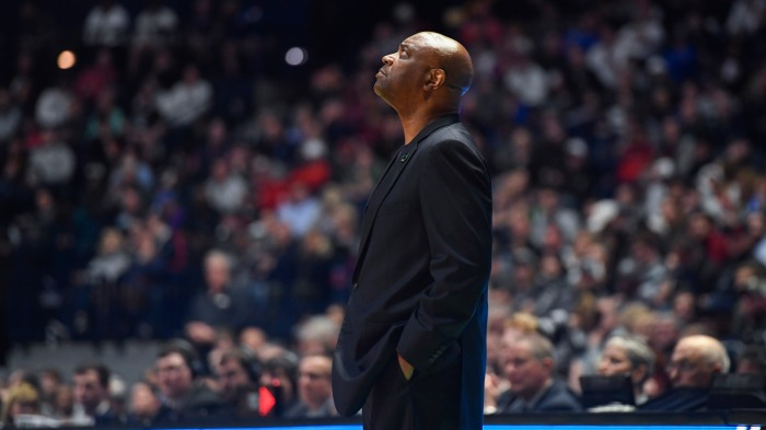 Florida State's Leonard Hamilton says, 'Nobody expected us to be where we are. Nobody.'