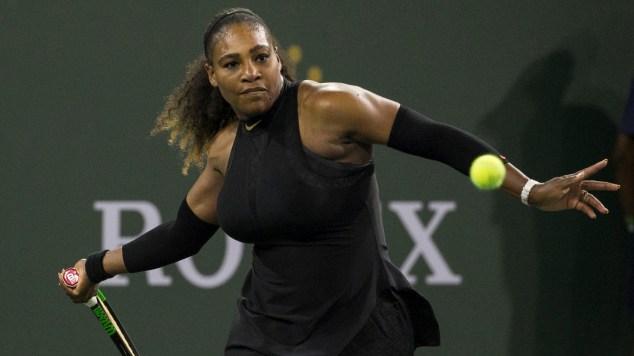 Serena Williams,Zarina Diyas