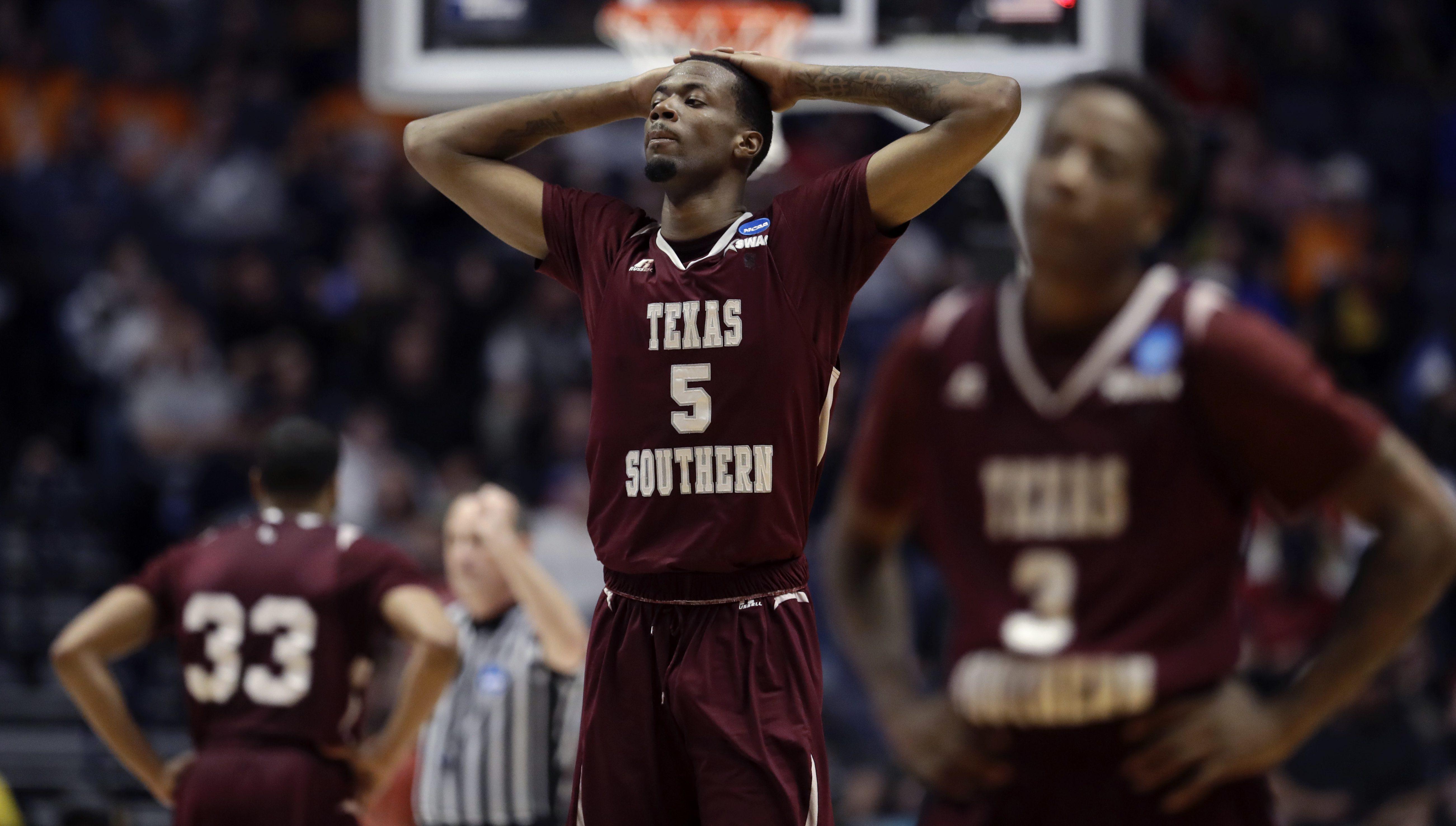 NCAA Texas Southern Xavier Basketball