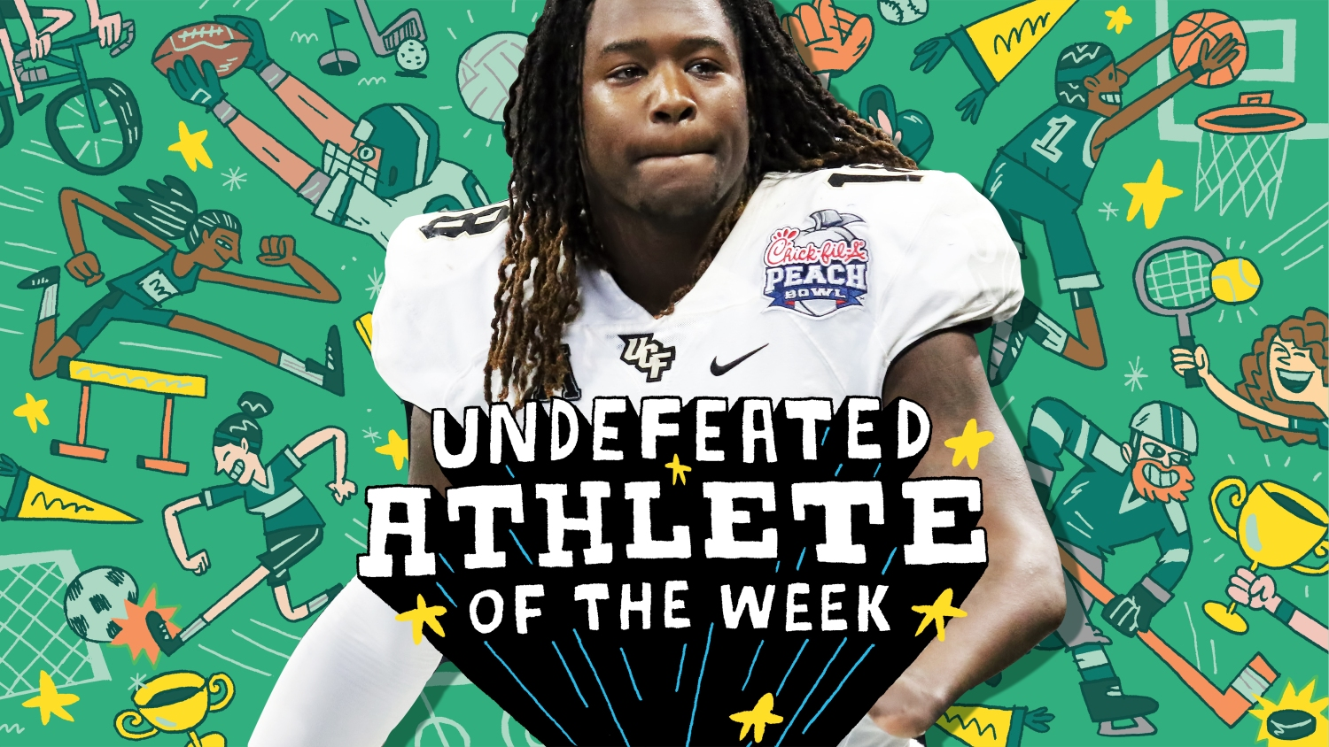 Shaquem Griffin   You can t set limits on what you can do  d8bd5fd22435