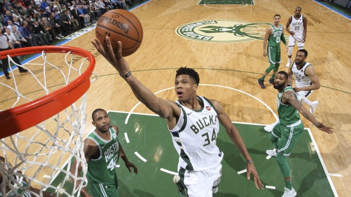 00c8cf336b6e Giannis MVP Watch  Bucks vs. Celtics II