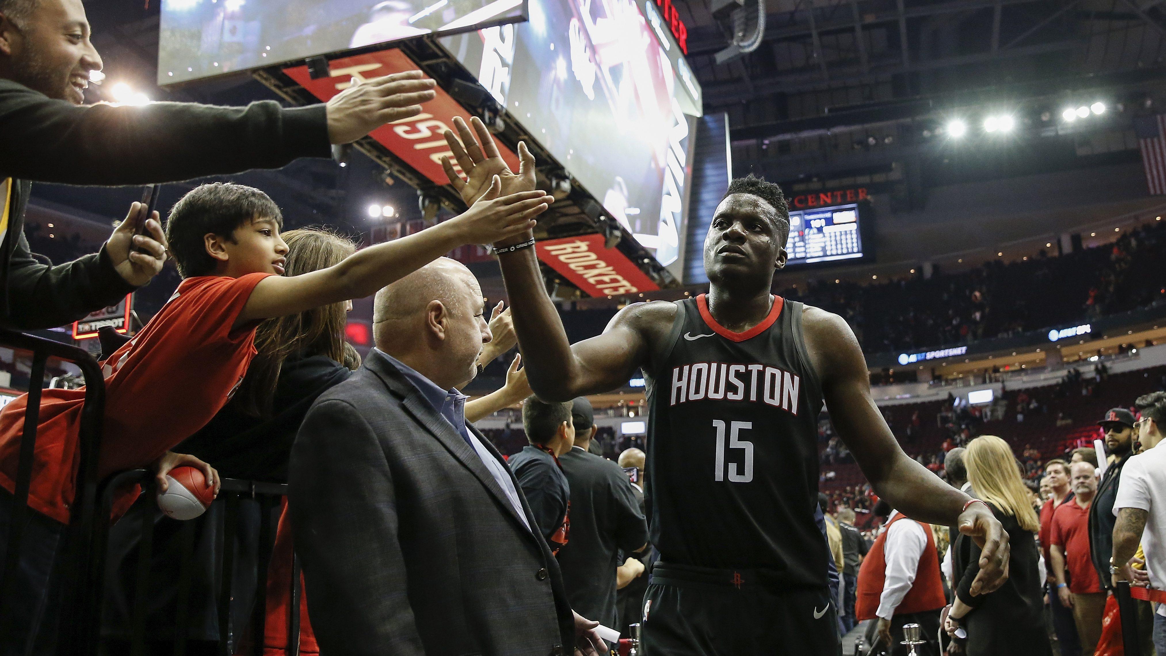Minnesota Timberwolves v Houston Rockets – Game One
