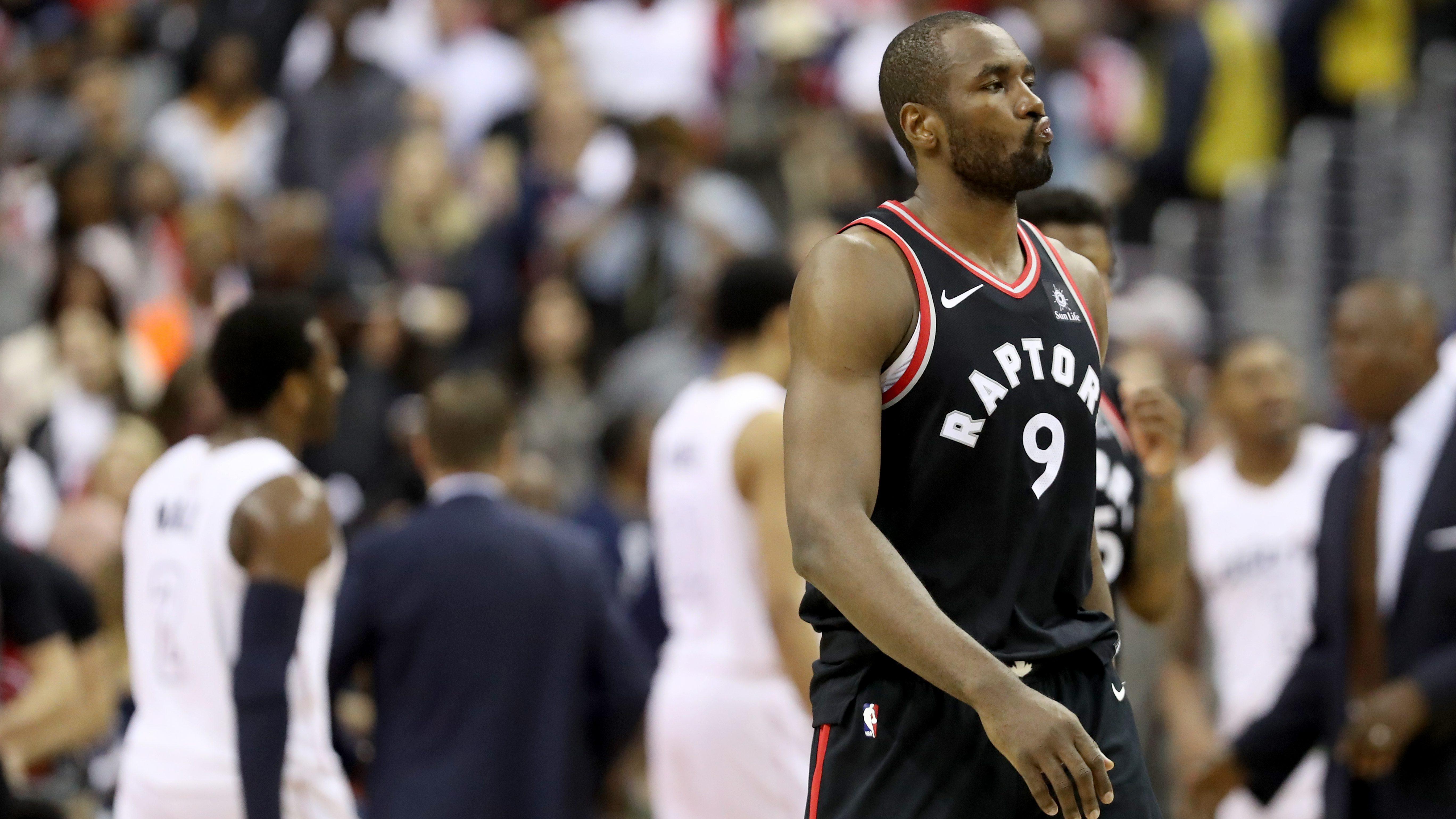 Toronto Raptors v Washington Wizards –  Game Four