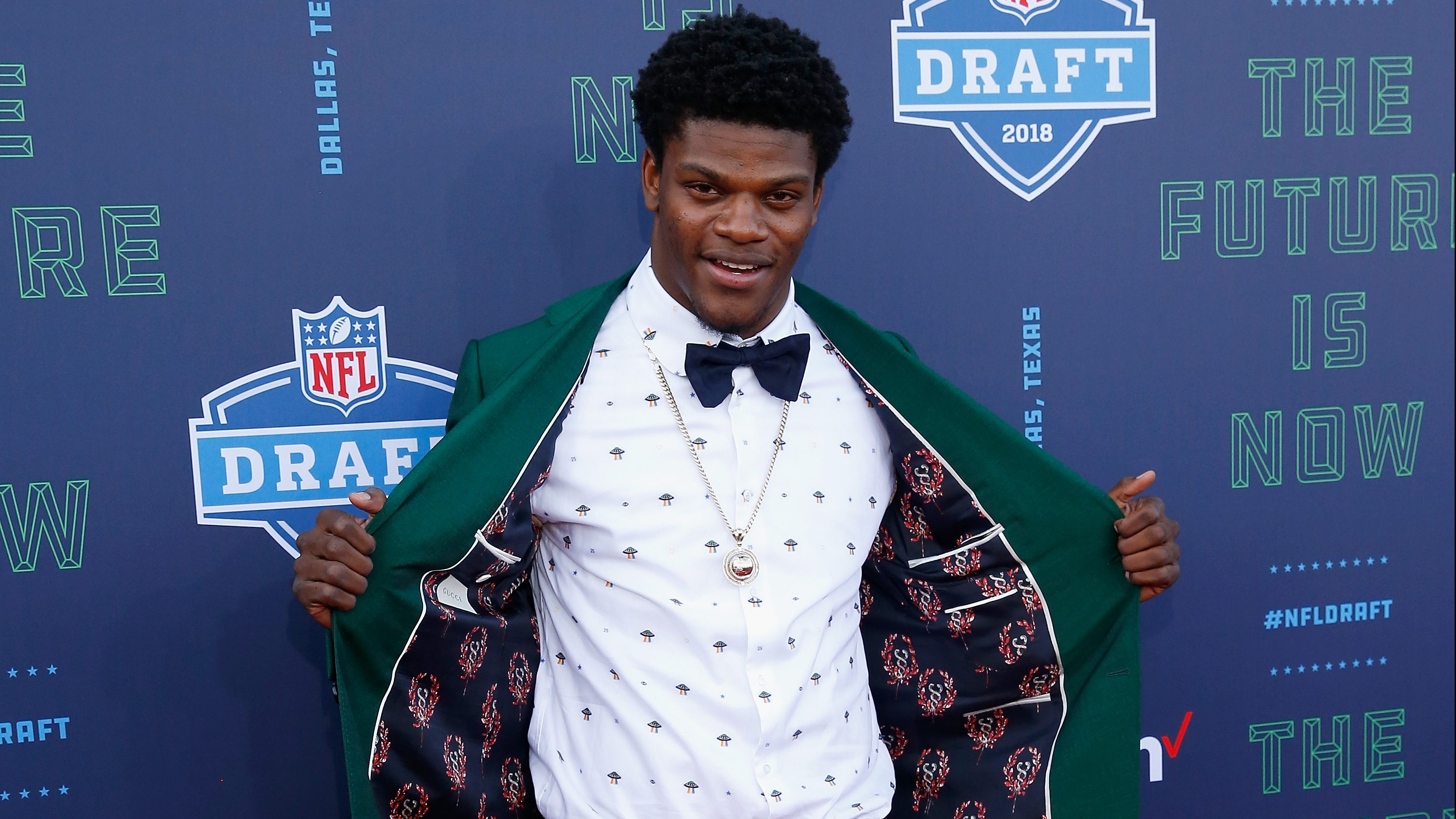 2018 NFL Draft – Red Carpet