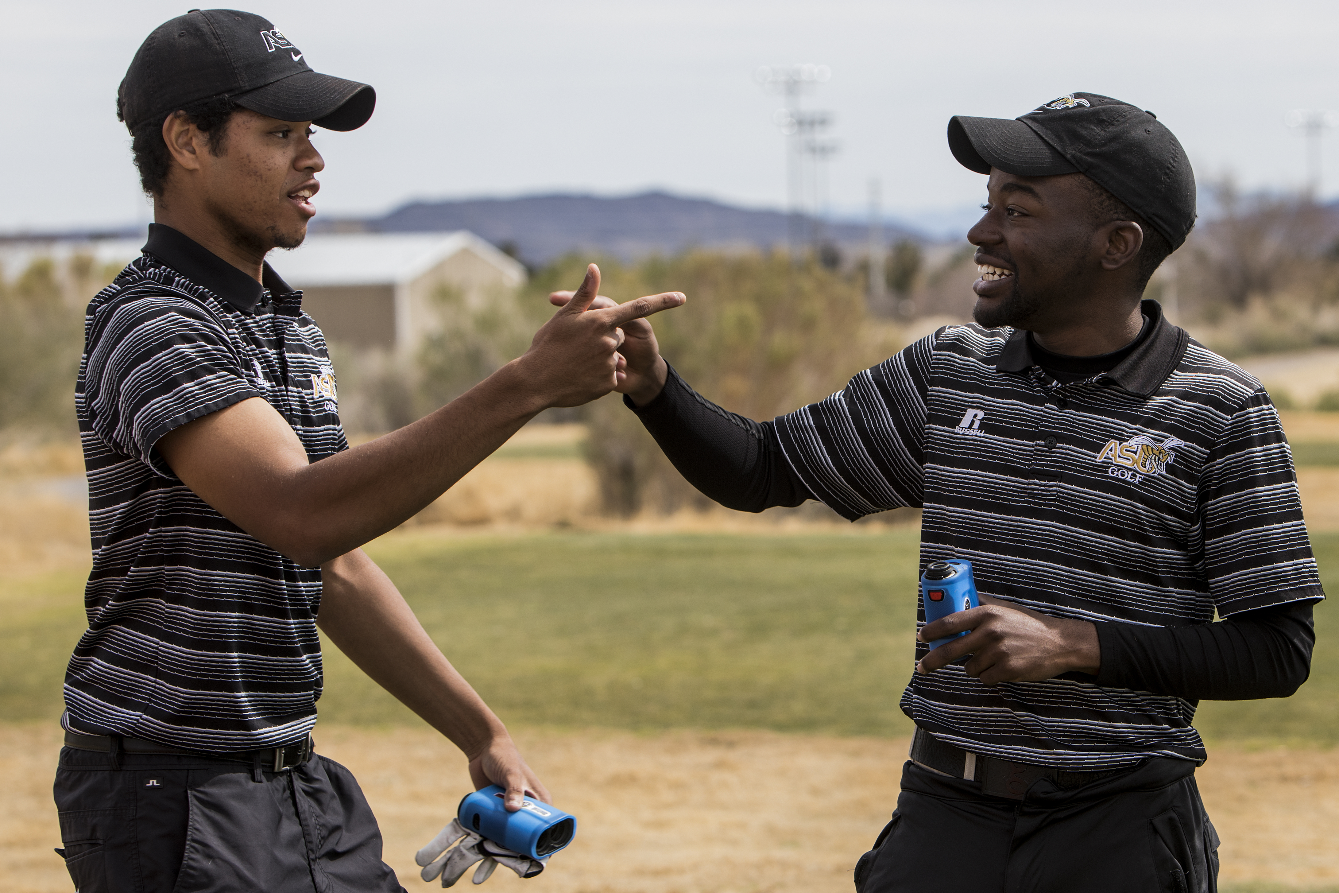 Even at HBCUs, black golfers are in the minority
