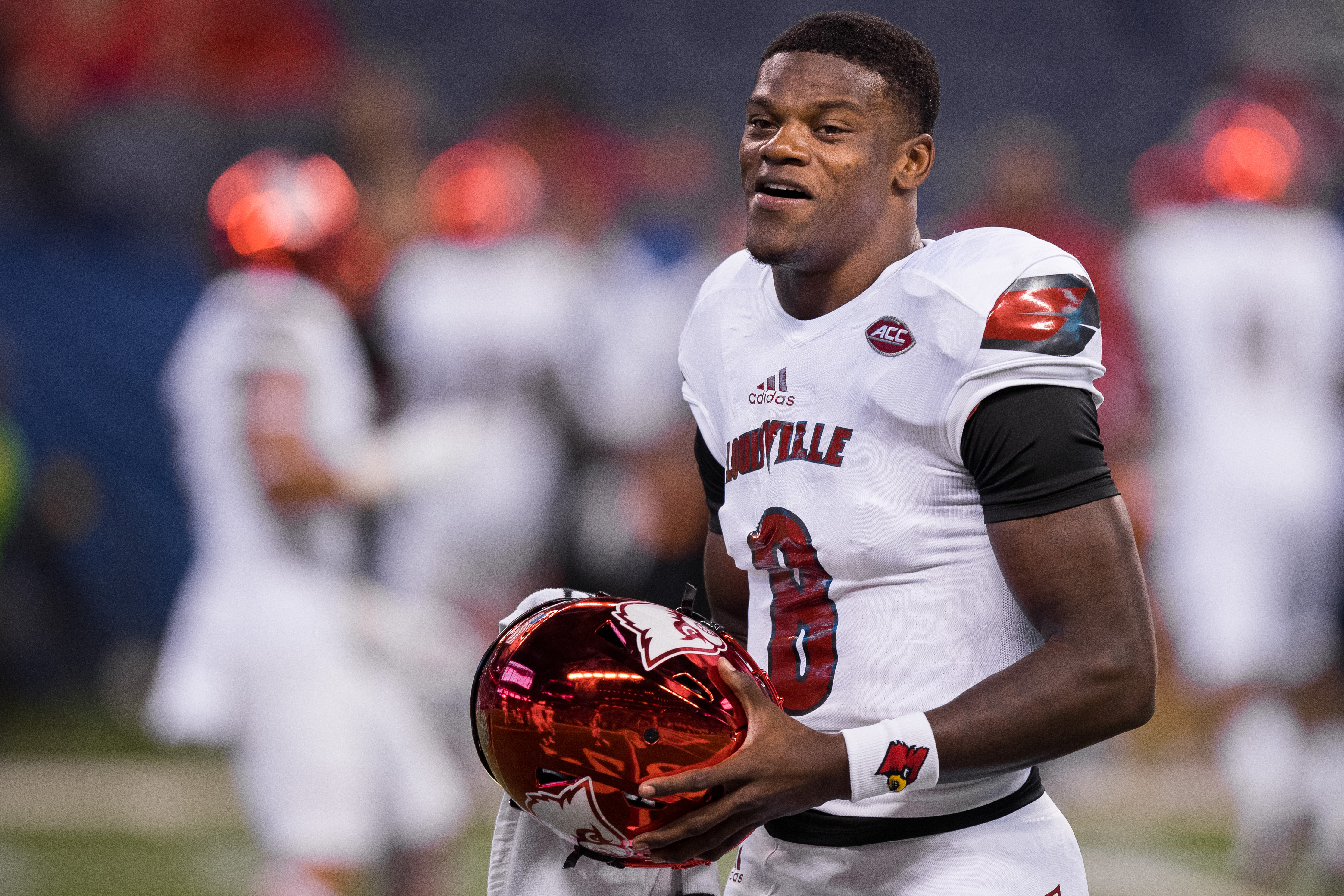 Lamar Jackson Could Change The Nfl If He Gets The Chance