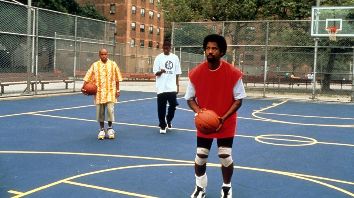 innovative design bf6e2 fbef5 Denzel Washington In  He Got Game