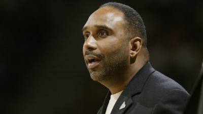 Dru Joyce head coach of St. Vincent-St. Mary
