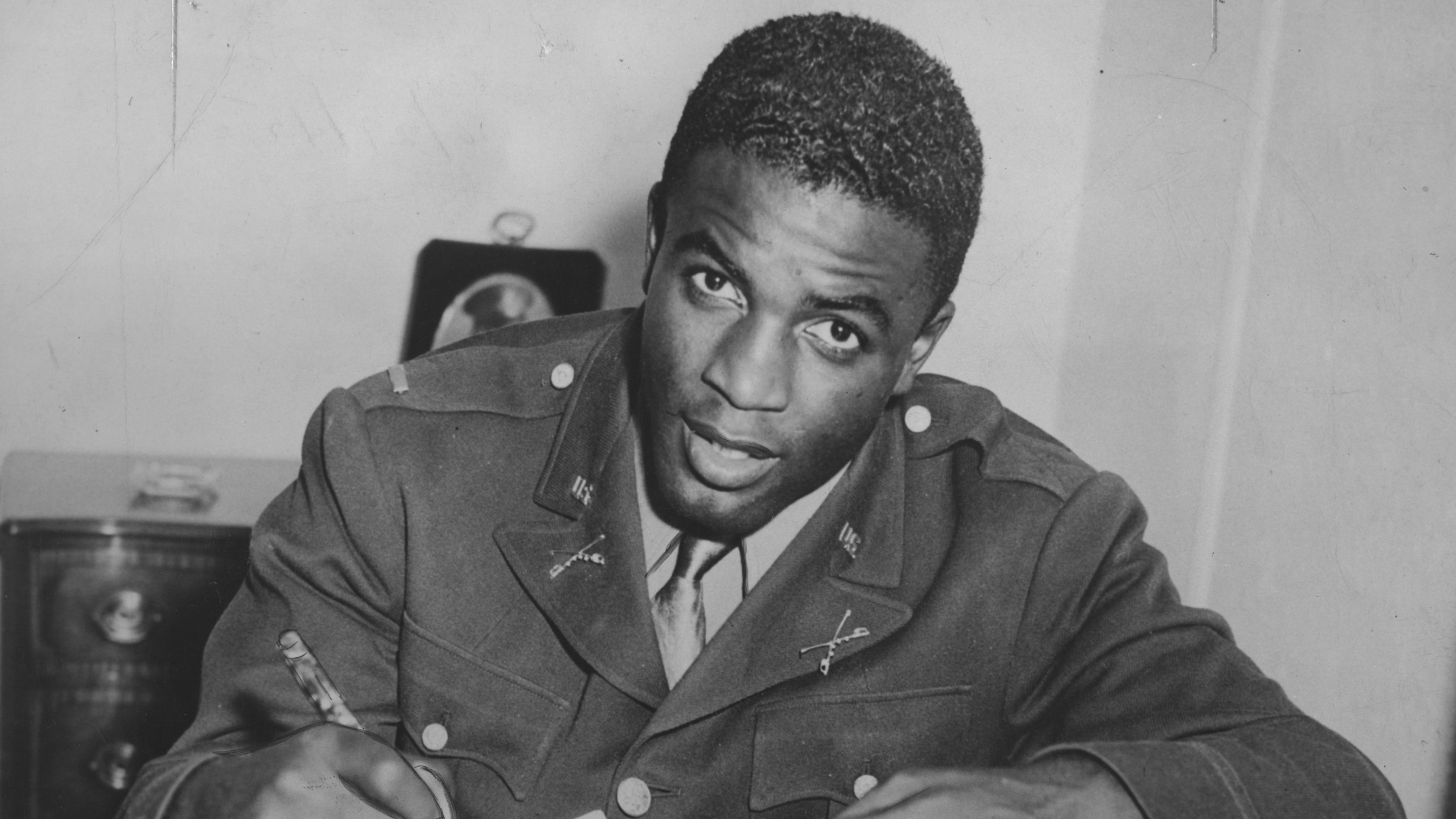 fae16d90e60977 Jackie Robinson's last stand: To see blacks break into the MLB managerial  ranks