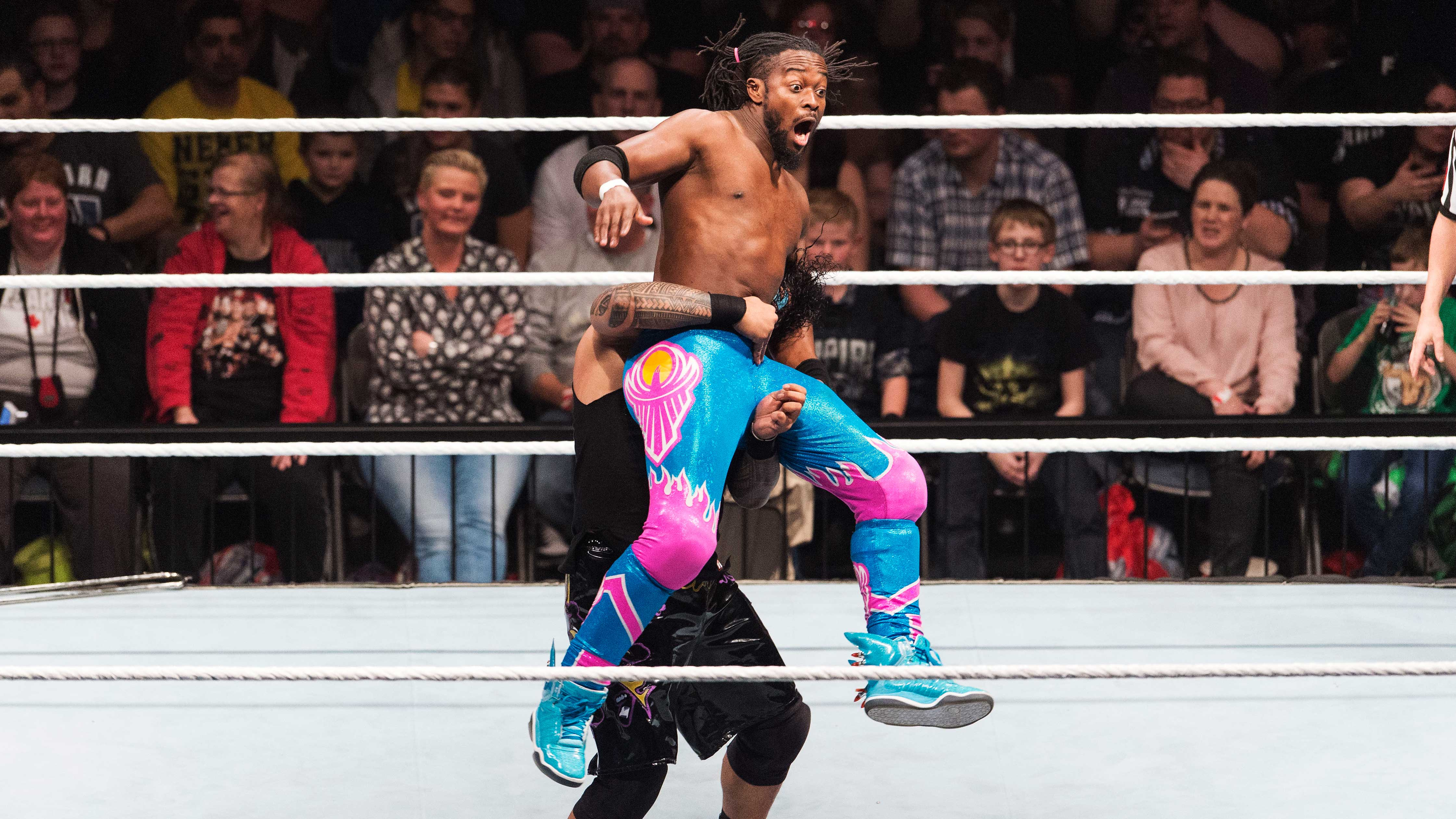 WWE Germany Live Cologne – Road To Wrestlemania