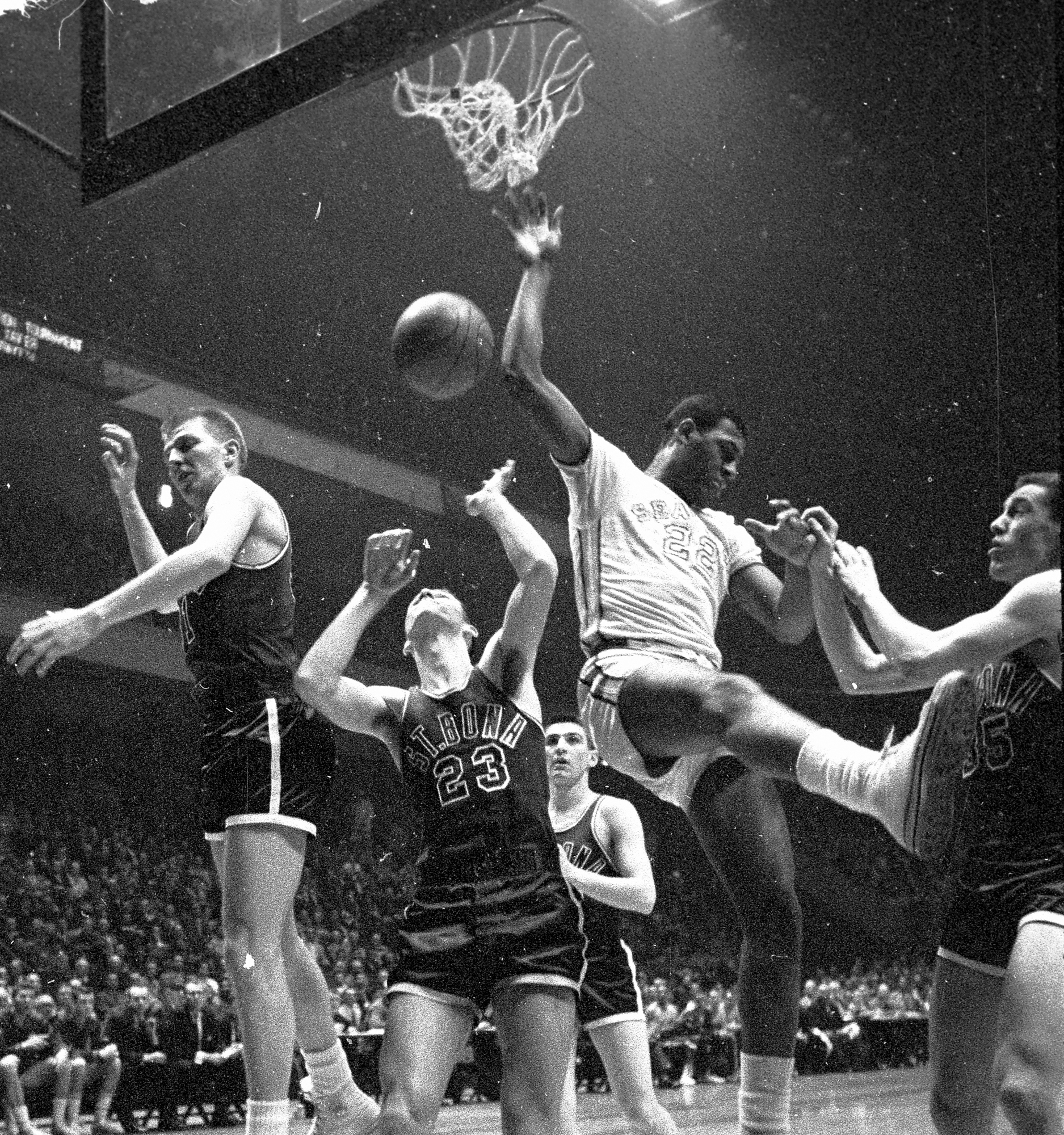Dr. J on Elgin Baylor   He was just ballet in basketball  785f17e54