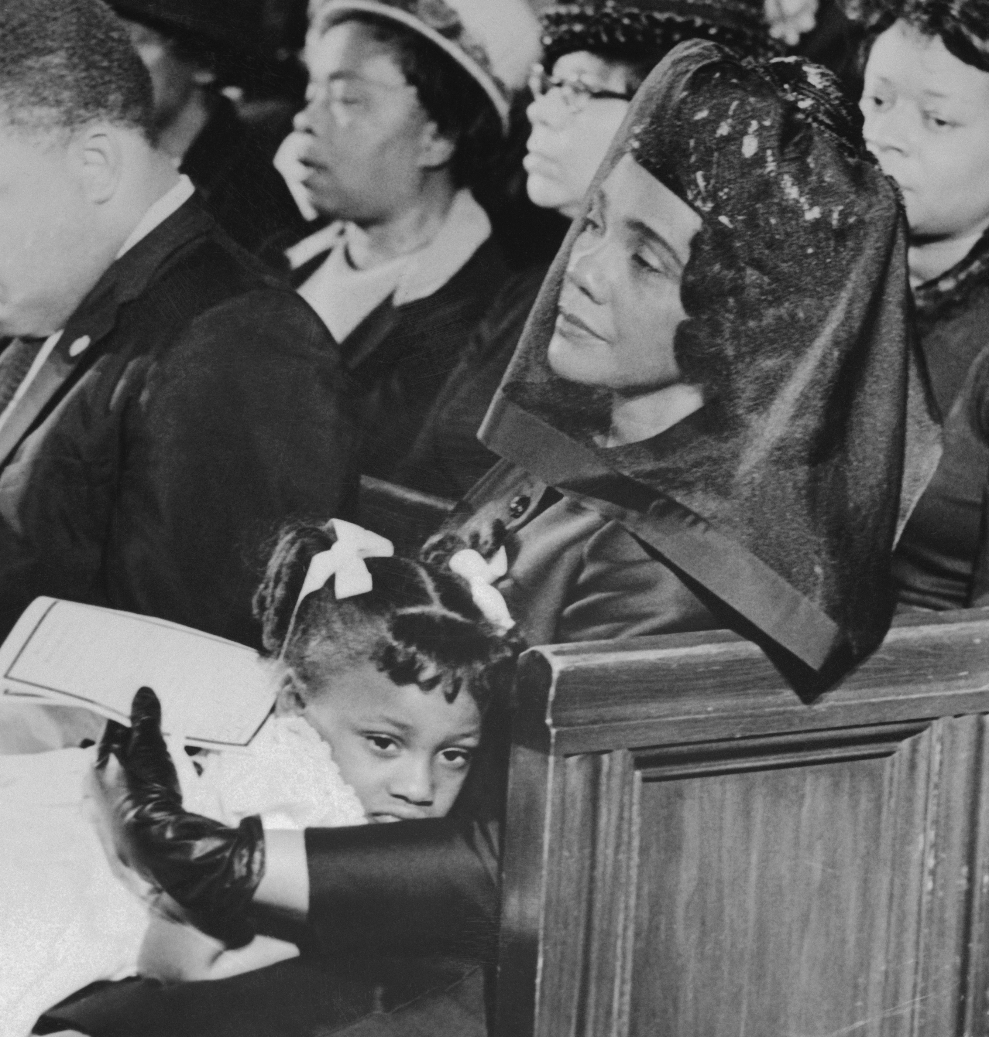 9ece6518f690a Martin Luther King Jr. s funeral