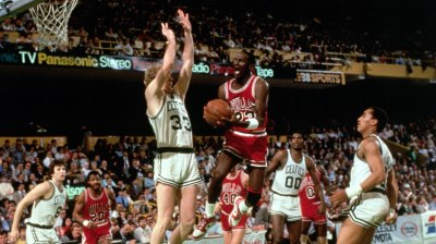 1986 Eastern Conference Playoffs: Chicago Bulls v Boston Celtics