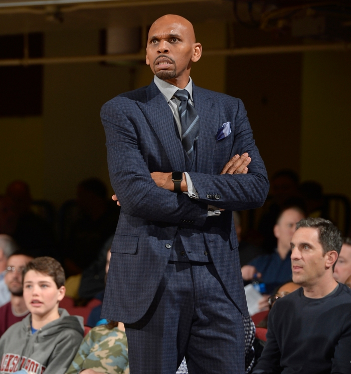 4164aa3c0 Jerry Stackhouse, now head coach at Vanderbilt, was an assistant coach for  two NBA teams before taking the college coaching position.