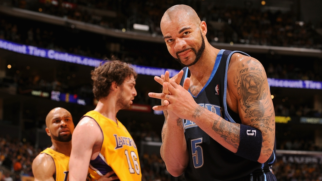 That time former NBA All-Star Carlos Boozer almost sued Prince