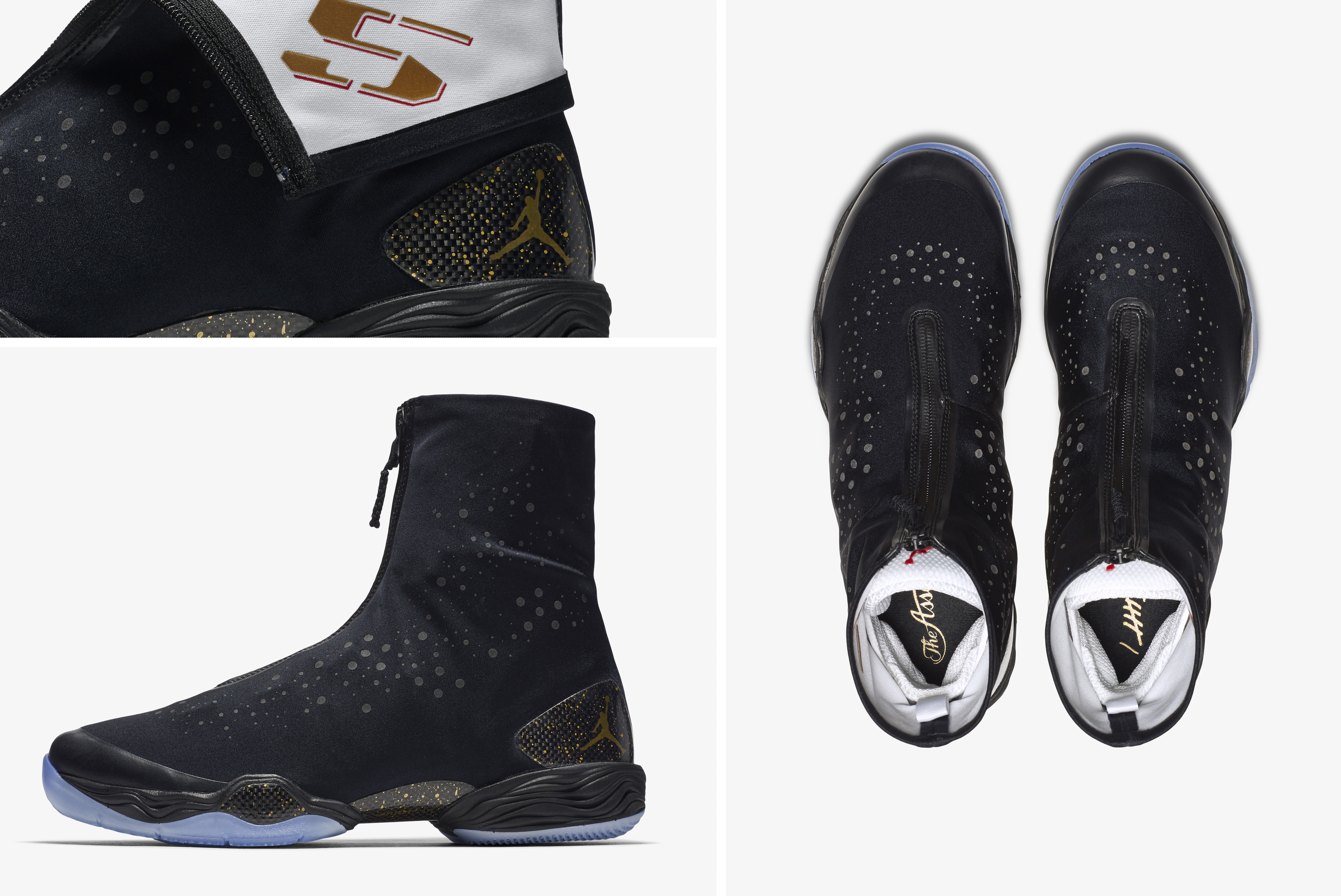 "Ray Allen s Air Jordan XX8 ""Locked and Loaded"" e89852e83"