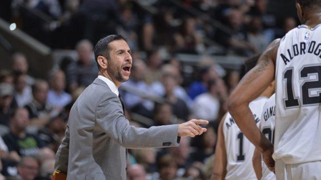 Golden State Warriors v San Antonio Spurs – Game Three
