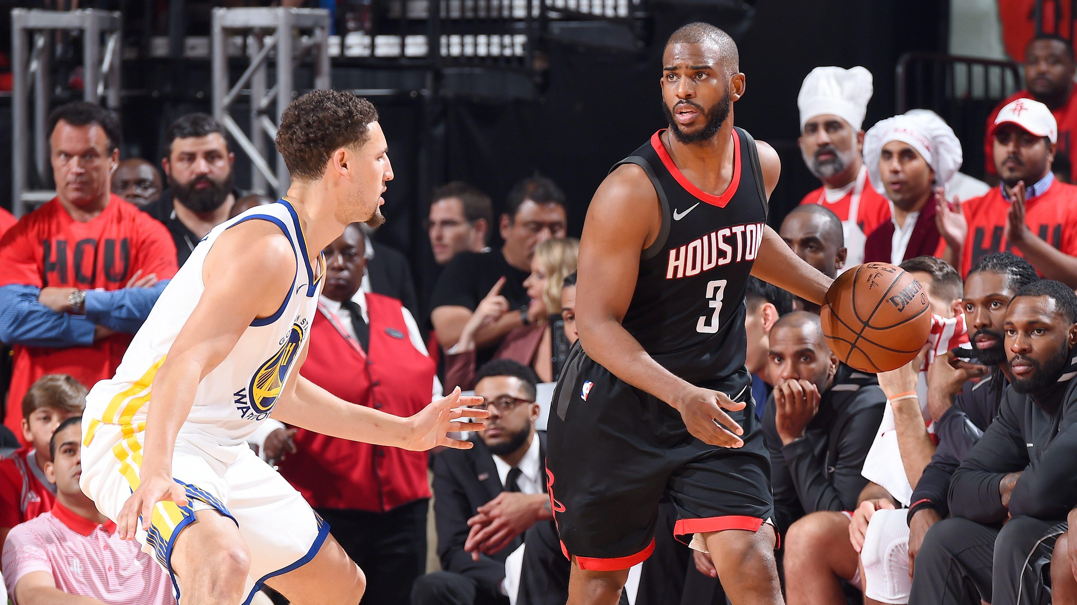 Golden State Warriors v Houston Rockets – Game Two
