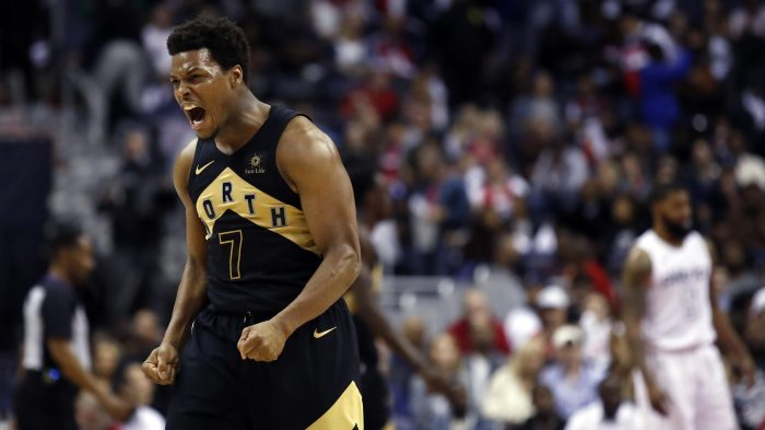 be97314f7ebc Kyle Lowry and Raptors aim to finally break through against their nemesis