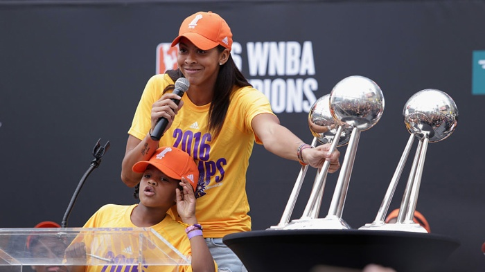 Candace and Lailaa Parker