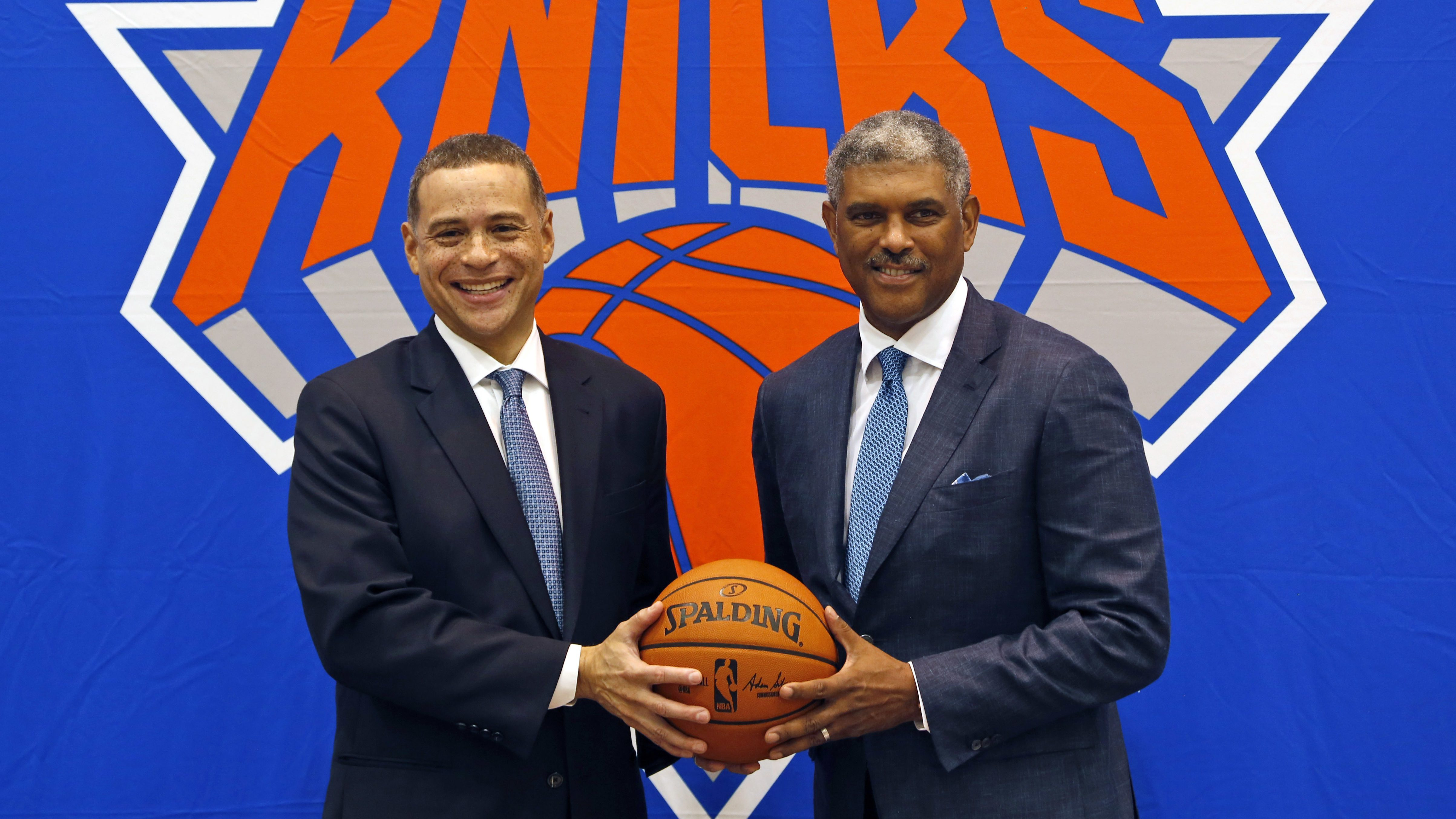 African Americans Dominate Executive Roles With Knicks A Rare