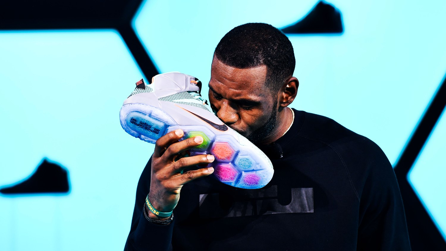 buy online 67f70 0cca9 Fifteen years ago, Reebok and Adidas wanted him badly — so how exactly did  LeBron James end up with Nike