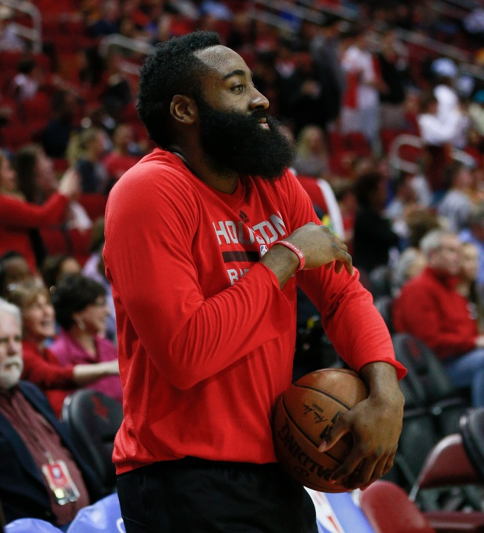 James Harden Points Last Night: James Harden Is 'strictly Music'