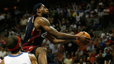 Cleveland Cavaliers v Detroit Pistons, Game 5