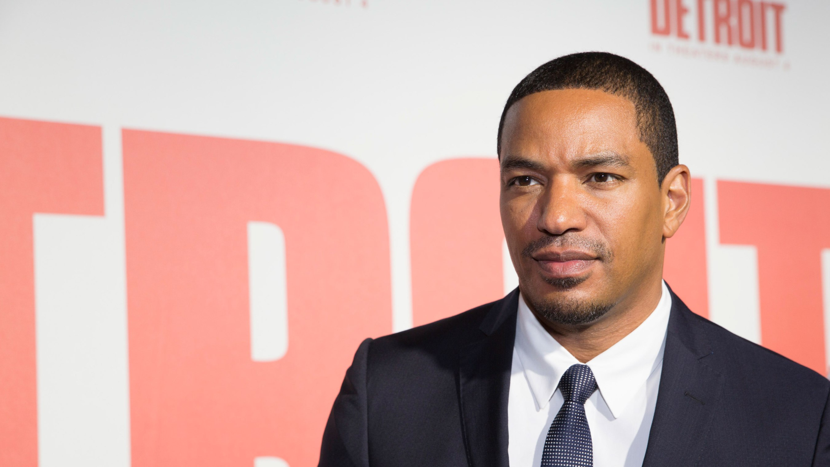 87056436cd0e Traffik  star Laz Alonso joins superhero series and says attending ...