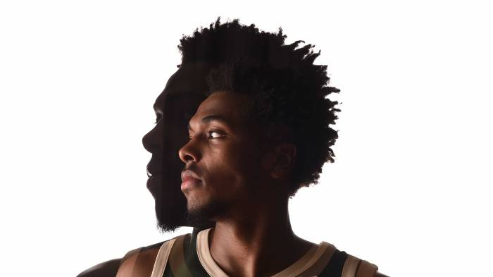 2017 NBA Rookie Photo Shoot