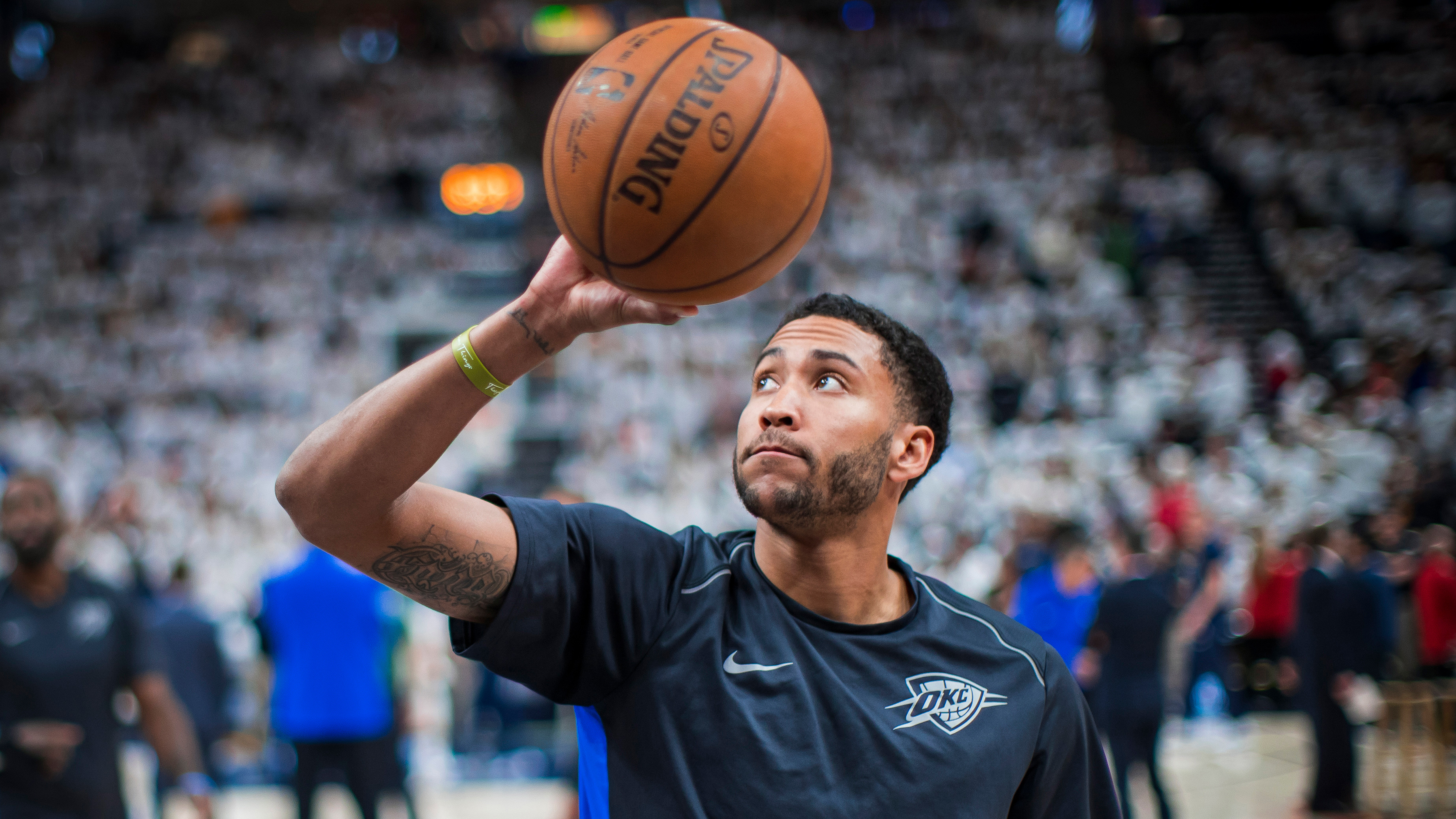 Oklahoma City Thunder v Utah Jazz – Game Four