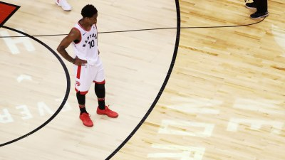 Toronto Raptors drop game one 113-112 to the Cleveland Cavaliers in the second round of the NBA playoffs