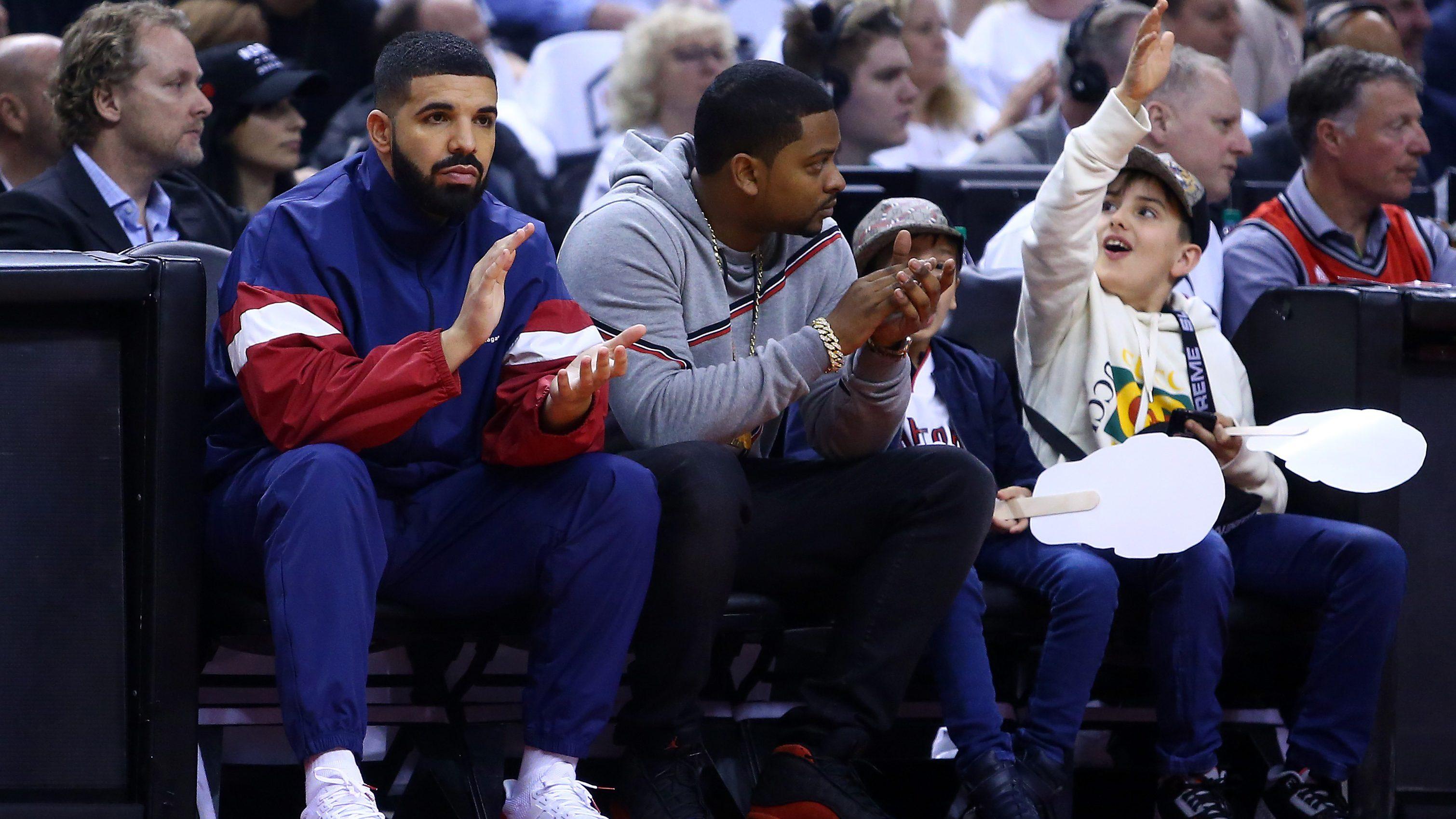 Cleveland Cavaliers v Toronto Raptors – Game Two