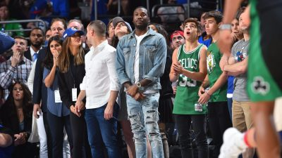 Boston Celtics v Philadelphia 76ers – Game Three