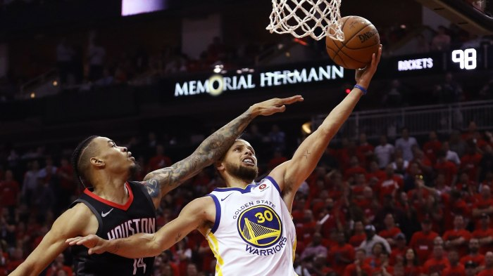 Golden State Warriors v Houston Rockets – Game Two
