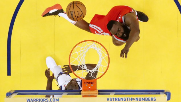Houston Rockets v Golden State Warriors – Game Three