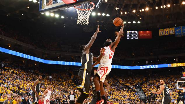 Houston Rockets v Golden State Warriors – Game Four