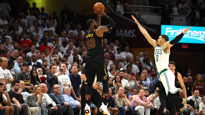 Boston Celtics v Cleveland Cavaliers – Game Six