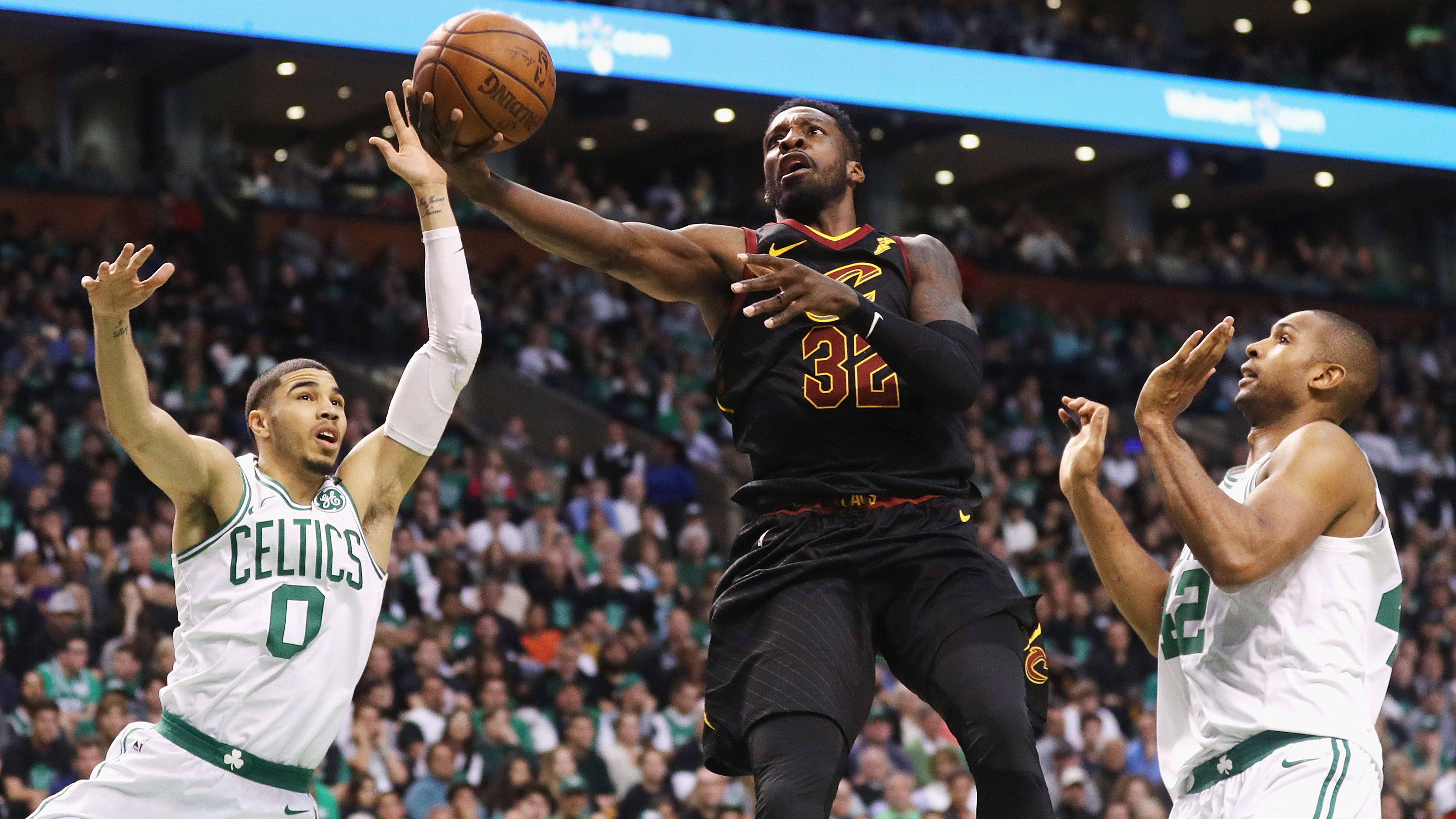 Cleveland Cavaliers v Boston Celtics – Game Seven