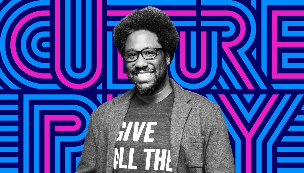 79fd019dc07 Comedian W. Kamau Bell says we re all just waiting for  the straw that  breaks the racist camel s back